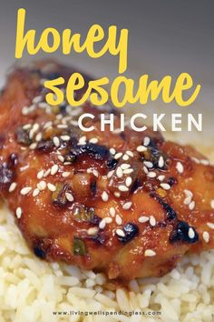 Looking for sesame chicken that beats takeout? This flavorful honey sesame chicken is an easy, delicious make-ahead freezer dinner.  #chickenrecipes #easyrecipes #30minutemeals #easydinners #fingerfoods #fingerlickinggood  #homecooking #cookingathome #cooking  Honey Sesame Chicken   10 Meals in an Hour   Freezer Cooking   Freezer Meals   Main Course Meat   Chicken Recipes Easy Weekday Meals, Easy Freezer Meals, Freezer Cooking, Freezer Dinner, Freezer Recipes, Easy Recipes, Honey Sesame Chicken, Instant Recipes, Frozen Meals