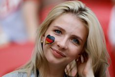 Sexiest German Fans! Hottest German Girl Ever: Photos FIFA World Cup 2018 - HD Photos World Cup Russia 2018, World Cup 2018, Fifa World Cup, Hot Fan, German Girls, News Health, Football Fans, Hd Photos, Wonders Of The World
