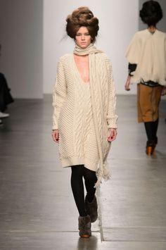 A Détacher at New York Fashion Week Fall 2015 - StyleBistro