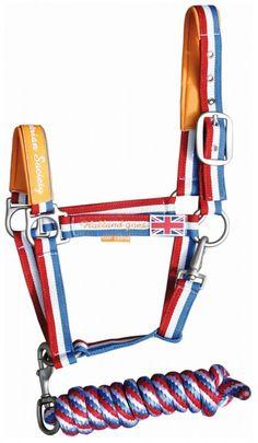 Harry's Horse Headcollar Set Holland