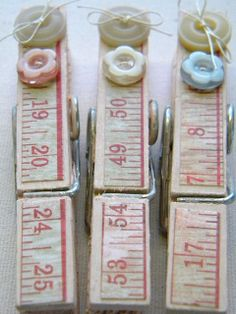 Decorated Pegs | Flickr - Photo Sharing!