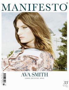 Manifesto November/ December 2015 Magazine Covers (Manifesto Magazine)