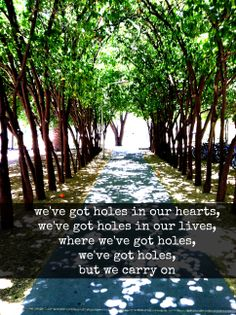 Holes by Passenger Music Lyrics. This song is ao sweet and thoughtful and true Passenger Lyrics, More Words, Wall Quotes, Music Lyrics, Our Life, Songs, Calm, Memes, Sweet