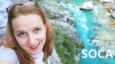 Soča River Valley: Road Trip Vlog