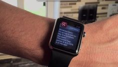 Control4 sends push notifications to your mobile device or smart watch to alert you to issues, or simply keep you updated about what's going on at home.