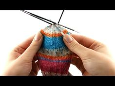 How to Knit Socks #7 Toes