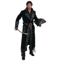 Blackbeard Halloween Costume for Men