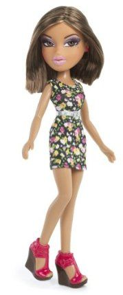 Bratz Strut It! Doll - Yasmin by Bratz. $10.99. Comes with doll, outfit and shoes. Bratz characters wearing the latest teen trends. Collect them all. From the Manufacturer                Bratz share a passion for fashion and friendship with an unexpected twist of style, sassiness and attitude.