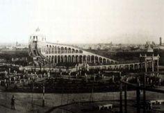 A l'any 1853 es va crear el primer parc d'atraccions de Catalunya: els Camps Elisis de Barcelona, complex lúdic dissenyat per Josep Oriol Mestres.