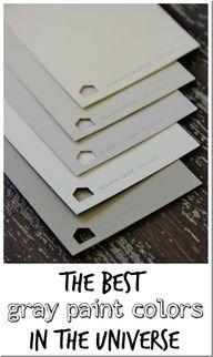 The Best Gray Paint