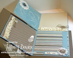 My Crafty World: A Baptism Album