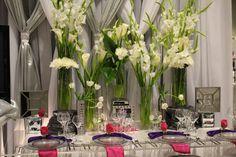 MODERN WEDDING RECEPTION TABLE DESIGN WWW.PAIGEBROWNDESIGNS.COM NASHVILLE TENNESSEE WEDDING PLANNER AND EVENT DESIGNER