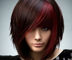 Highlights for Dark Hair for the Attractive Hair purple highlights for brown hair – New About Fashion