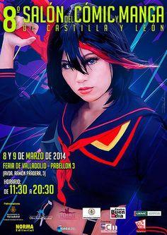 Salon del cómic y Manga de castilla y Leon www.bizarrum.com