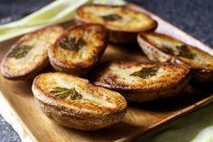 Parsley potato - http://smittenkitchen.com/blog/2013/11/parsley-leaf-potatoes/  Smittenkitchen