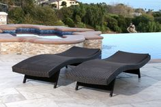 Rhonda Patio Lounger