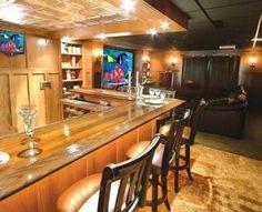 Long narrow basements google search for Long narrow basement design solution
