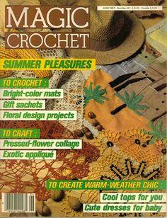 Magic Crochet Nº 48 - Edivana - Álbuns da web do Picasa