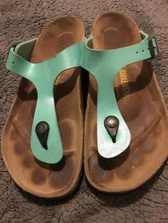 a90dfc4854b2e4 Birkenstock Gizeh Women s Leather Sandal - Size 37.  fashion  clothing   shoes