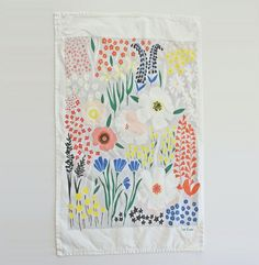 Handmade Dishtowels by Lisa Rupp