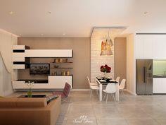 Thiết kế nội thất căn hộ chung cư N09 Lexington An Phú sử dụng tone màu trung tính, với nét trang nhã, ấm cúng. 75m2 được chia thành không gian sinh hoạt chung và hai phòng ngủ riêng biệt. Các đồ dùng nội thất với hình khối thiết kế đơn giản, tạo nét đẹp đơn giản hiện đại cho căn hộ. Các tấm rèm ở các không gian khác nhau được sử dụng màu khác nhau, nhằm thống nhất với các chi tiết nội thất khác tạo cảm giác về không gian riêng cho mỗi phòng. Các đồ trang trí nội thất phòng khách mang nhiều…