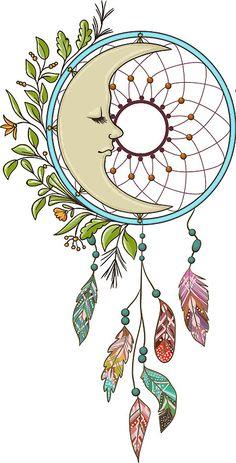 Moon Dreamcatcher