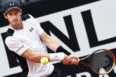Andy Murray file en finale à Rome