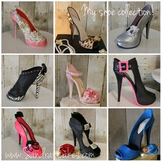 My sugar shoe collection!