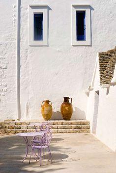 Villa Cenci, ancient farmhouse in Apulian Countryside