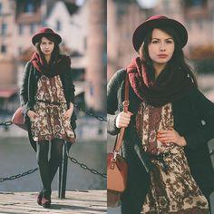 Burgundy (by Paulina R.) http://lookbook.nu/look/4200273-Burgundy