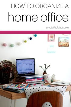 Setting up or organizing a home office can be a bit challenging. But with tips, I'm sure it won't feel that hard anymore!