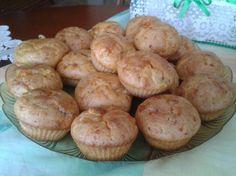 Muffins de jamón y queso para #Mycook http://www.mycook.es/receta/muffins-de-jamon-y-queso/