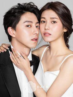 Pre Wedding Photoshoot, Wedding Poses, Wedding Shoot, Wedding Couples, Wedding Makeup, Korean Wedding Photography, Wedding Company, Couple Posing, Engagement Pictures
