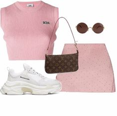 Boujee Outfits, Casual School Outfits, Lazy Day Outfits, Teenage Outfits, Sporty Outfits, Polyvore Outfits, Outfits For Teens, Stylish Outfits, Cool Outfits