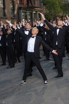 Ellen Degeneres, Oscars 2014