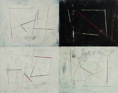 "Saatchi Art Artist Alexandra Elena; Painting, ""Inner Monologue"" #art"