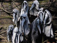 Creepy Masks Plague Doctor