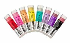 Vitamin Water Vitaminwater Vitaminschtick Flavored Lip Gloss Focus Kiwi Strawberry (Pink Color) by Bonne Bell. $0.01