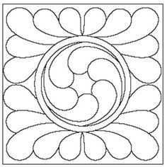 FREE Quilting Motifs tons of free quilting motifs and some free paper piecing patterns etc. on this site.this site has some great information, also a really cute mitten pattern from recycled sweaters Patchwork Quilting, Quilt Stitching, Longarm Quilting, Free Motion Quilting, Quilts, Quilting Stencils, Quilting Templates, Quilting Ideas, Machine Quilting Patterns