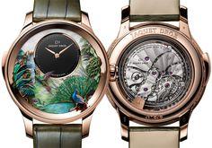 Jaquet Droz Tropical Bird Repeater Watch