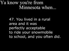 Across the lake, because they lived on an island! Minnesota Humor, Minnesota Wild, Park Rapids, White Bear Lake, North Country, Back Home, Iowa, Wisconsin, Brother