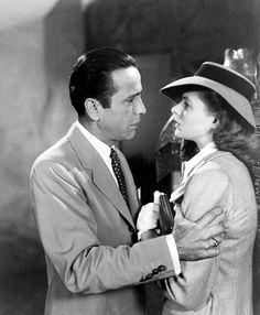 Rick and Ilsa in 'Casablanca' // We'll always have Paris