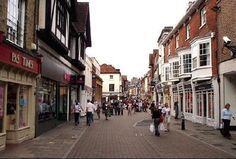 Winchester - the old capital of England