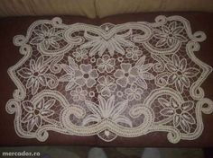 Romanian Lace, Point Lace, Diy And Crafts, Embroidery, Rugs, Crochet, Decor, Milan, Angeles