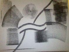 Autor...  Luis Mourenza Rey Técnica...  Carboncillo Título...  Mozart
