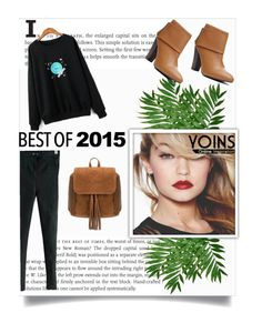 """Yoins 32/II"" by jasmina-fazlic ❤ liked on Polyvore featuring Maybelline"