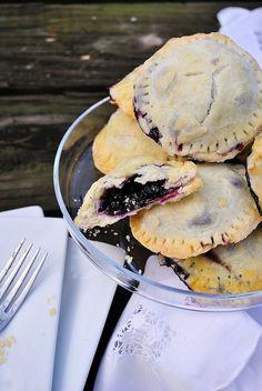 Delight Gluten Free Magazine | Recipes - Blueberry Hand Pies