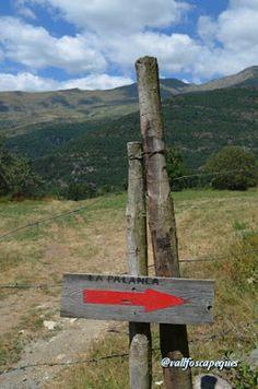 Vall Fosca and Peques: La Palanca