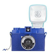 Diana F+ True Blue