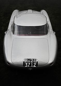 1954 Ferrari 375 MM Scaglietti Coupé